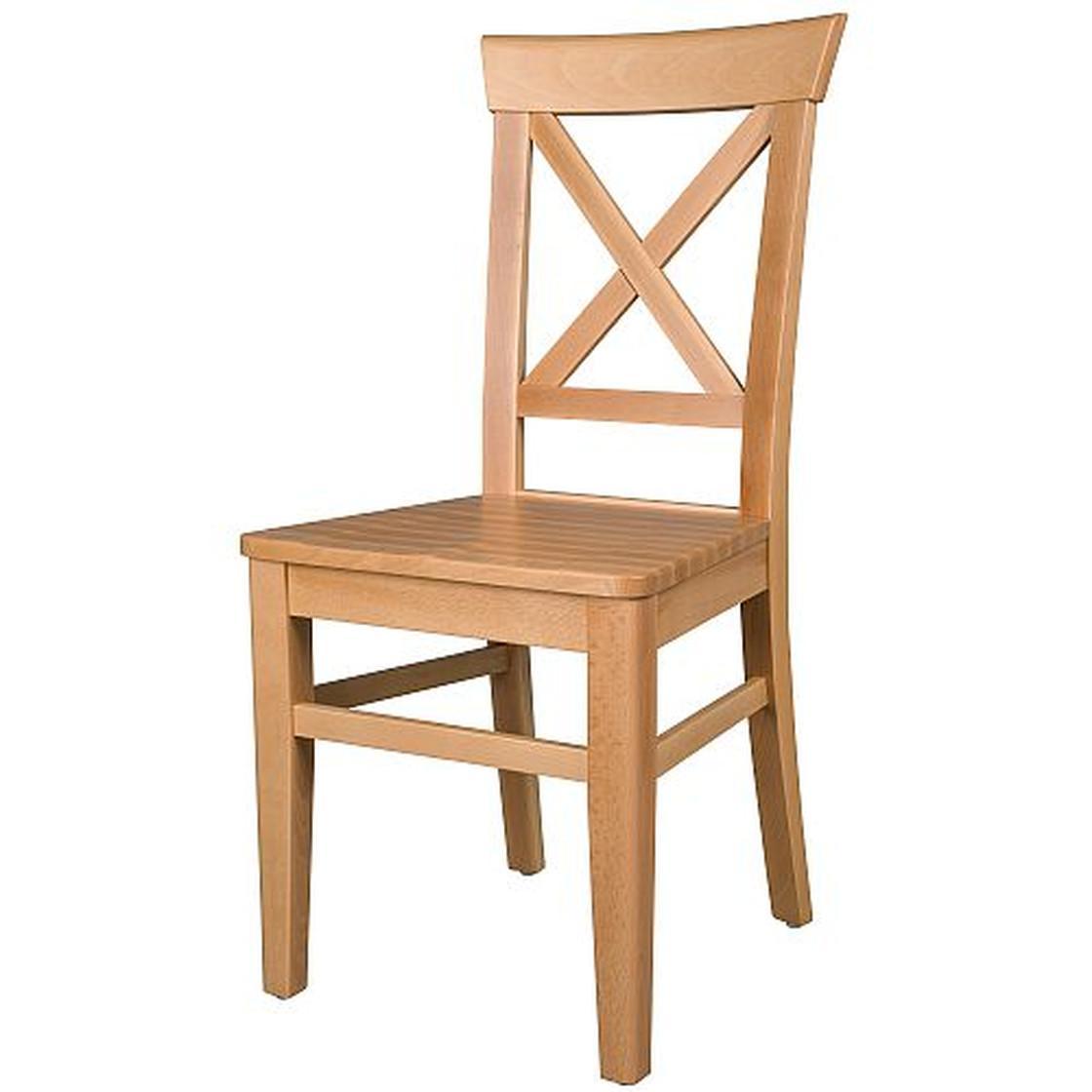Stuhl Buche Massiv