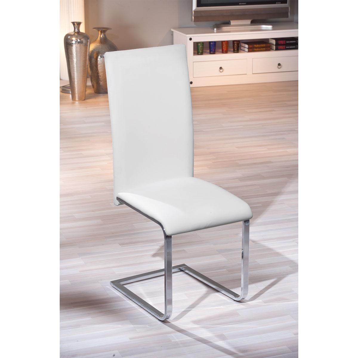 Stuhl Esszimmer Weiß