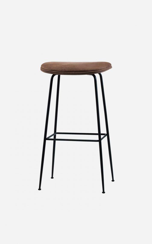 Stuhl Holz Metall