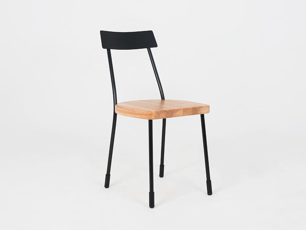 Stuhl Industrial Holz