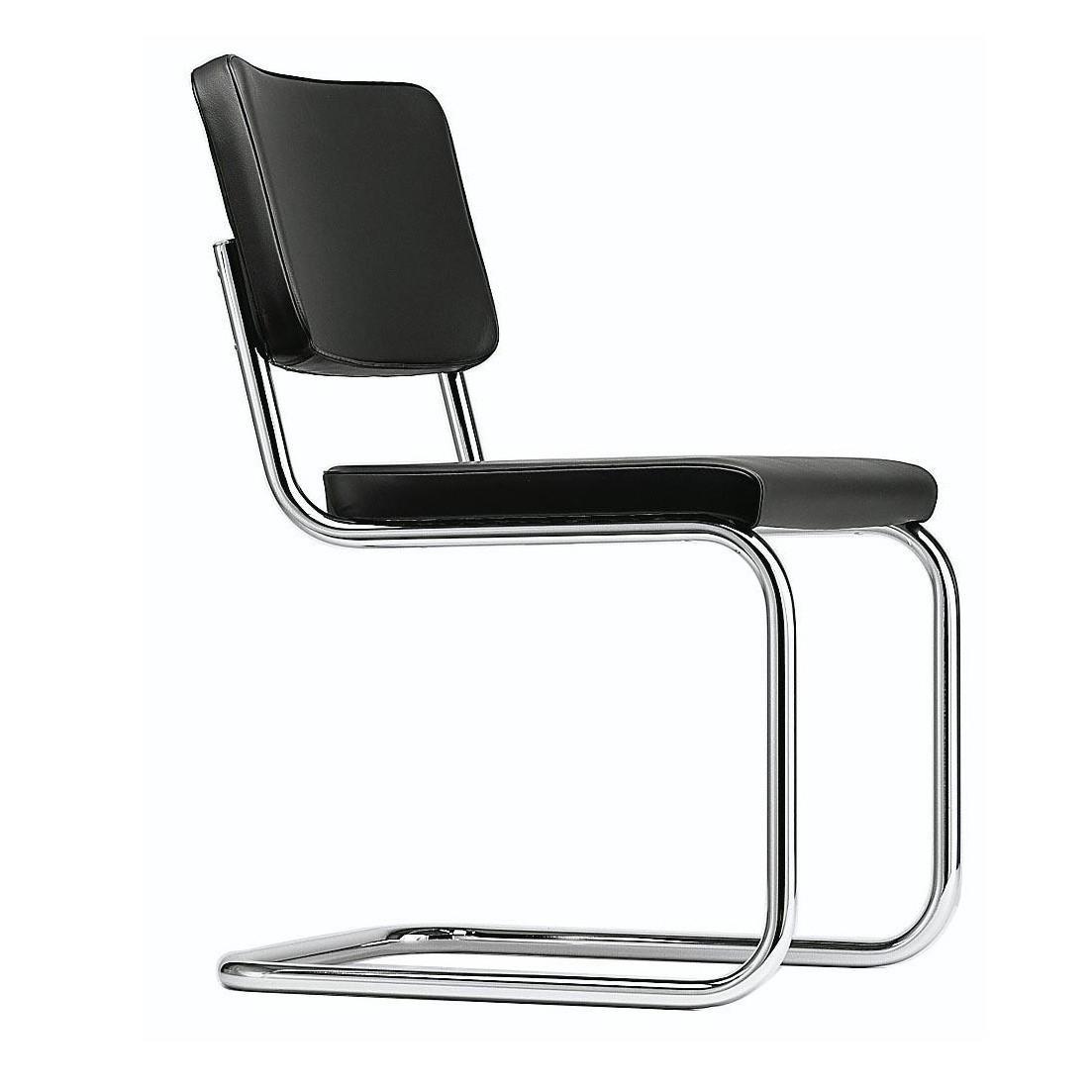 Stuhl Industrial Leder