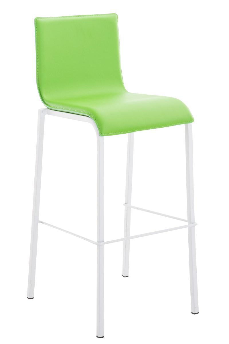 Stuhl Kunstleder Grün
