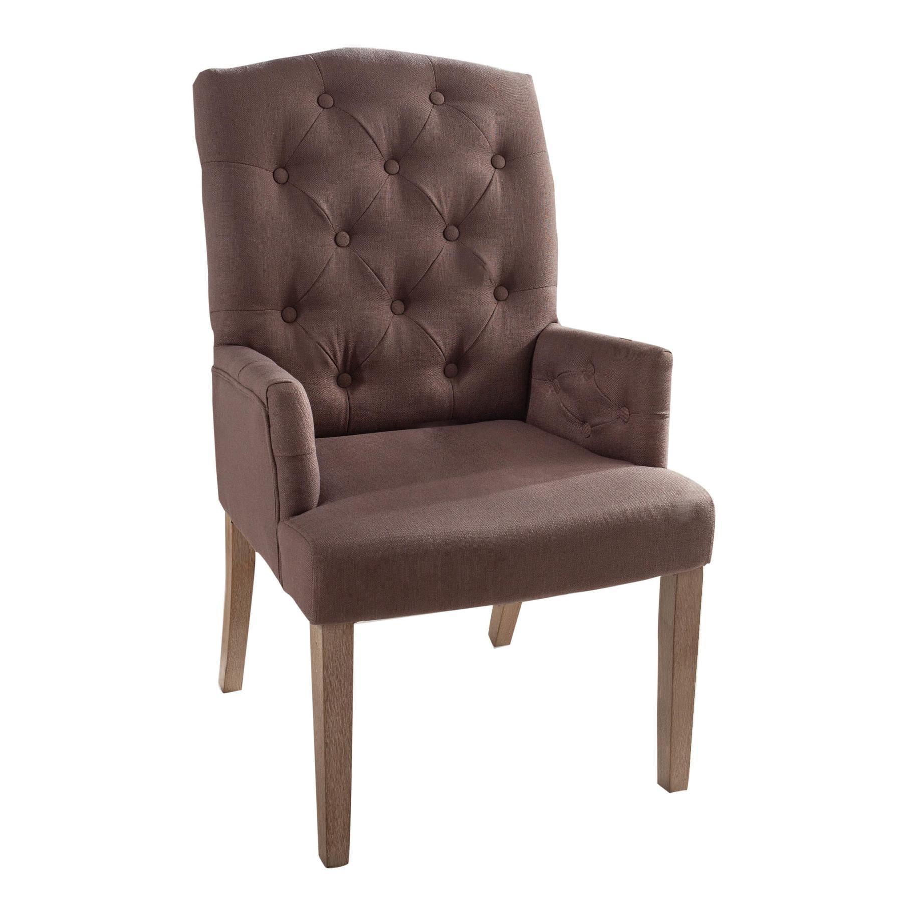 Stuhl Mit Armlehne Landhausstil