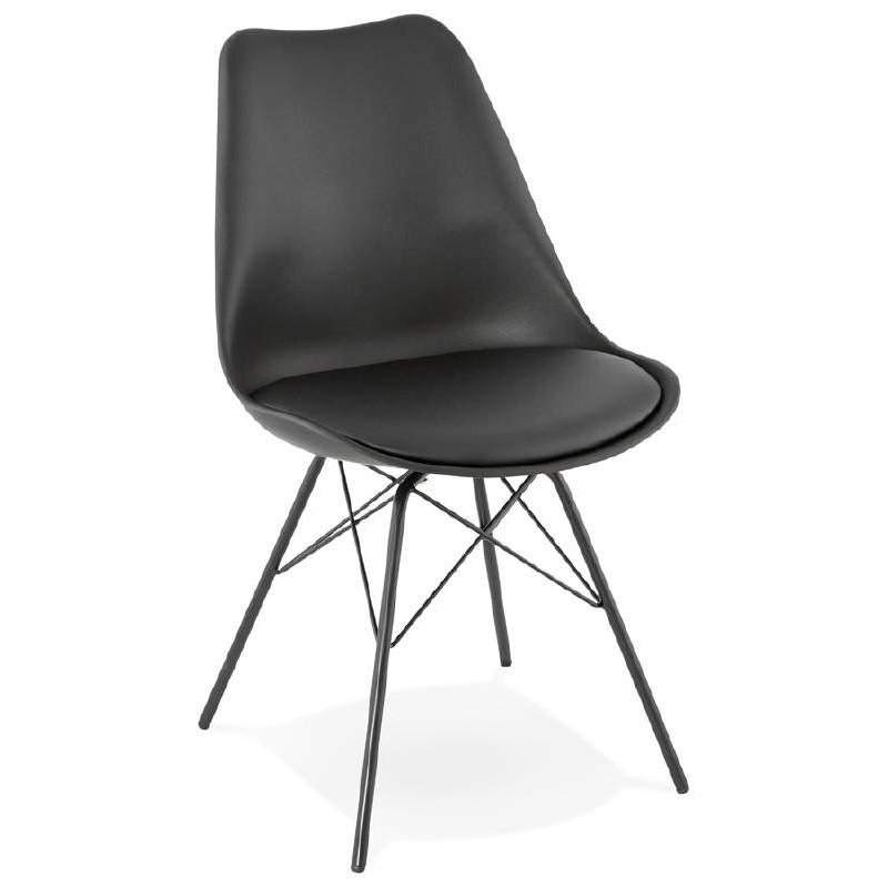 Stuhl Schwarz Design