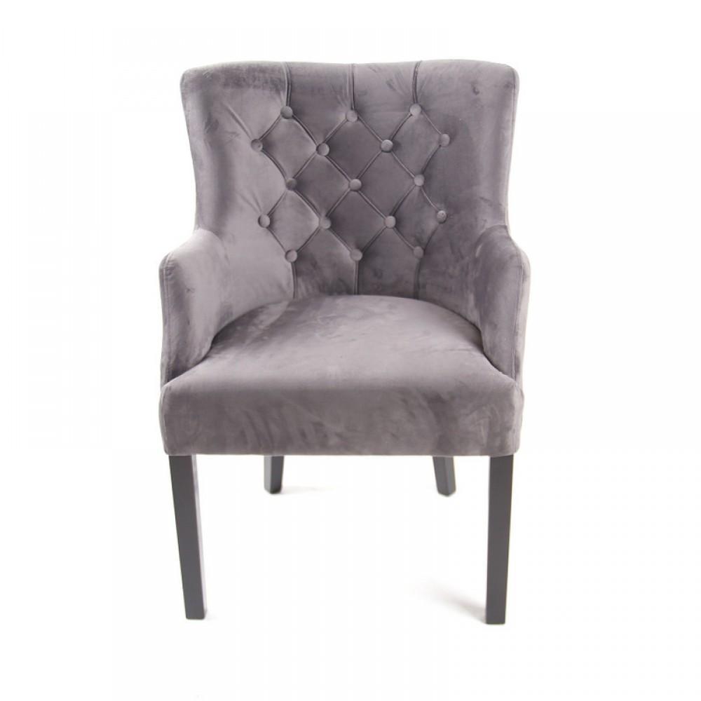 Stuhl Sessel Grau