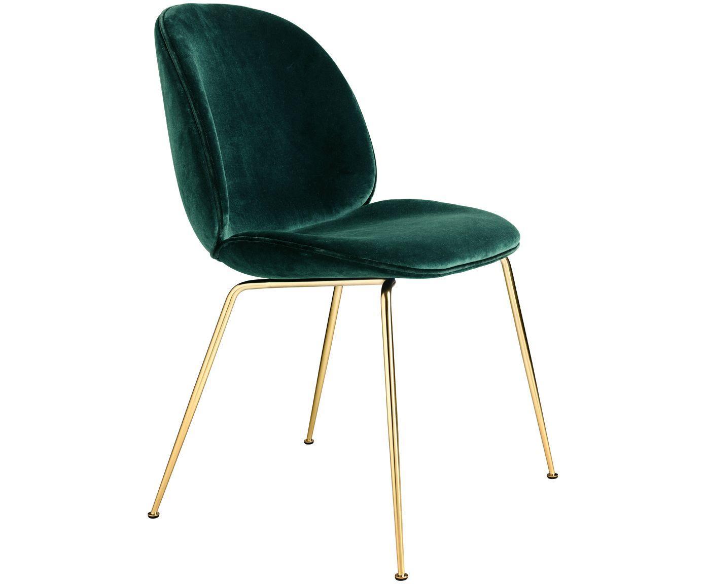 Stühle Blau Grau