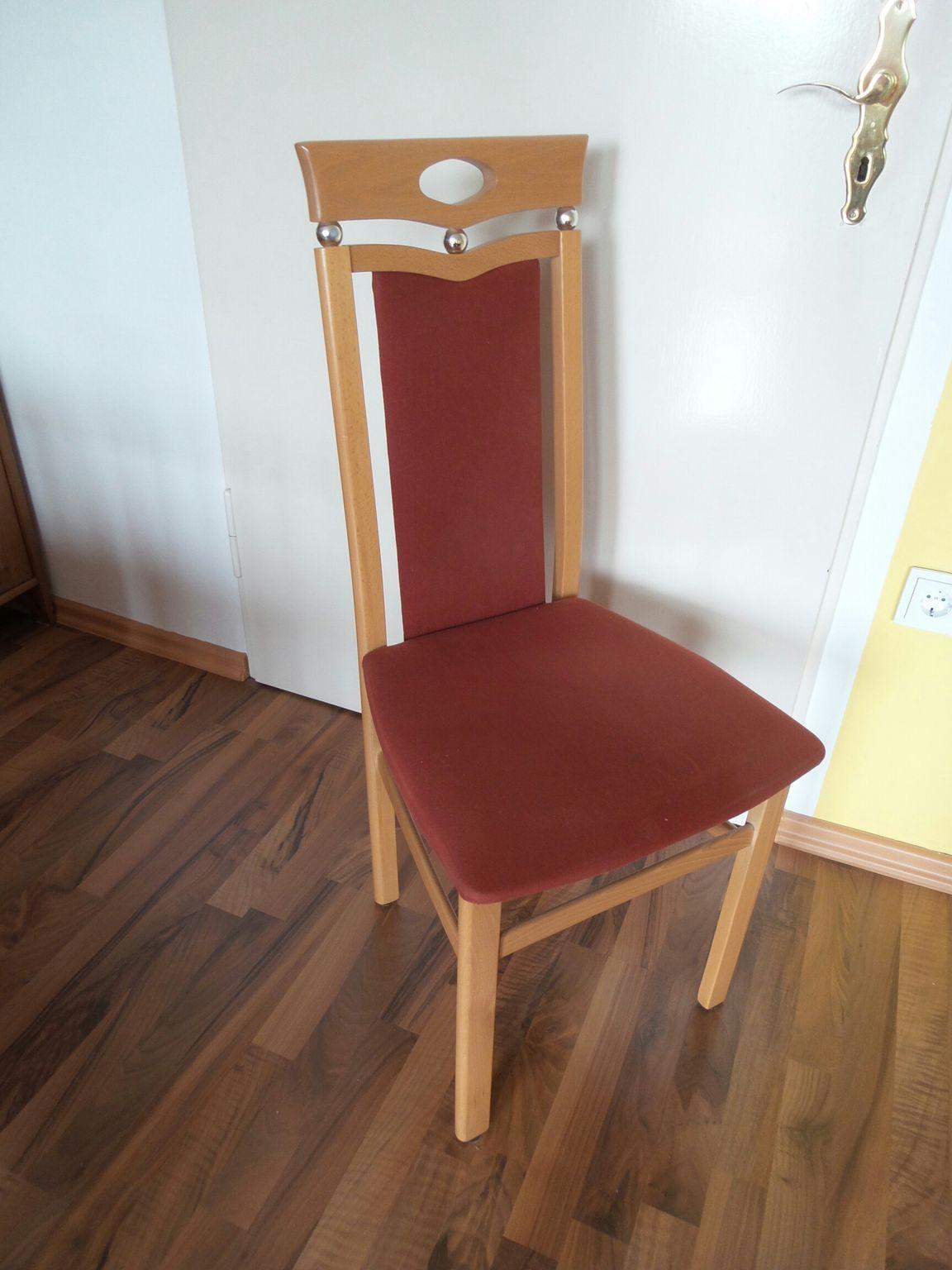 Stühle Buche Mit Polster