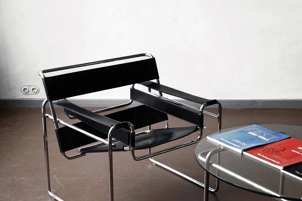 Stühle Designklassiker Bauhaus
