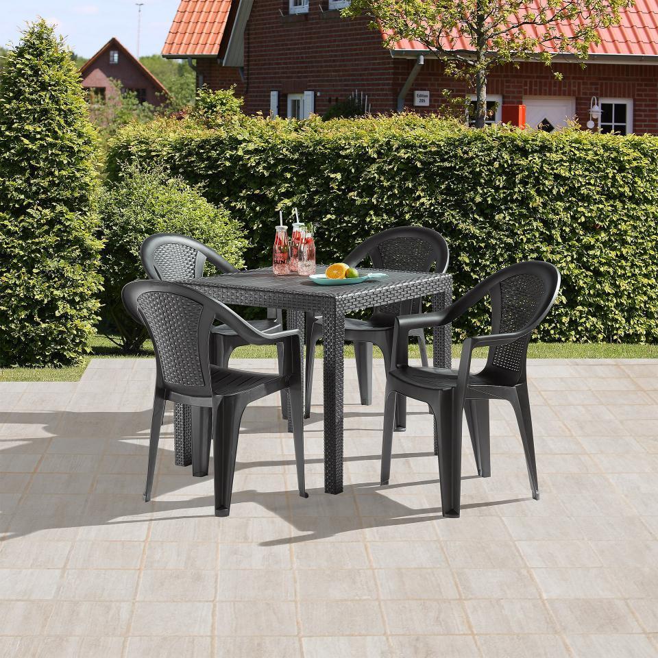 Stühle Gartenmöbel Dänisches Bettenlager