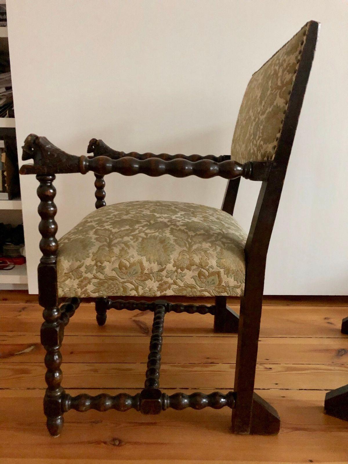 Stühle Gründerzeit Jugendstil
