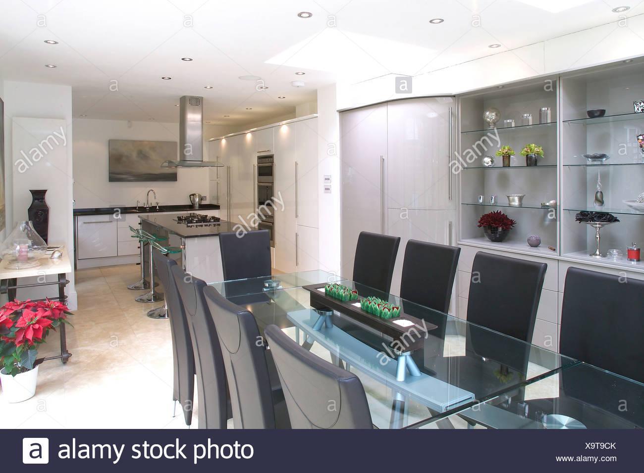 Stühle Küche Grau