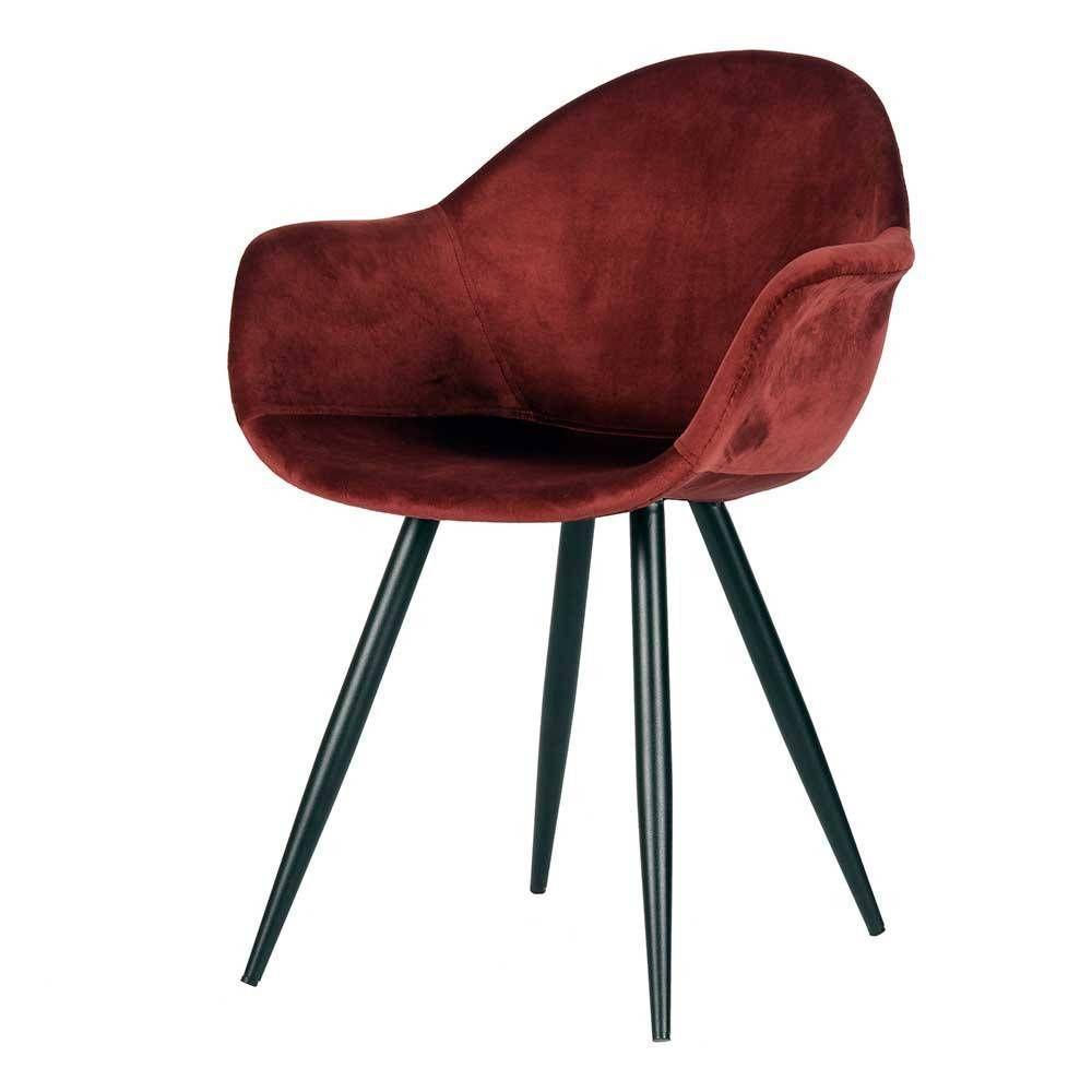 Stühle Mit Schwarzen Beinen