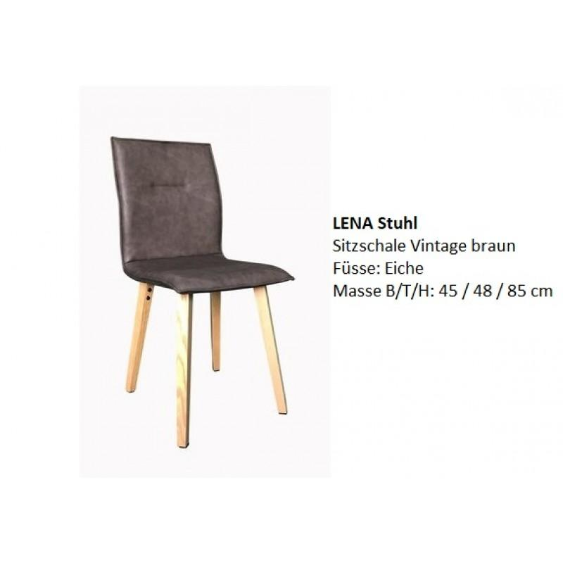 Stühle Vintage Braun