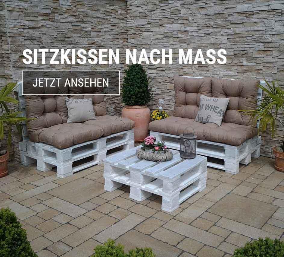 Stuhlkissen Sitzkissen Für Gartenstühle