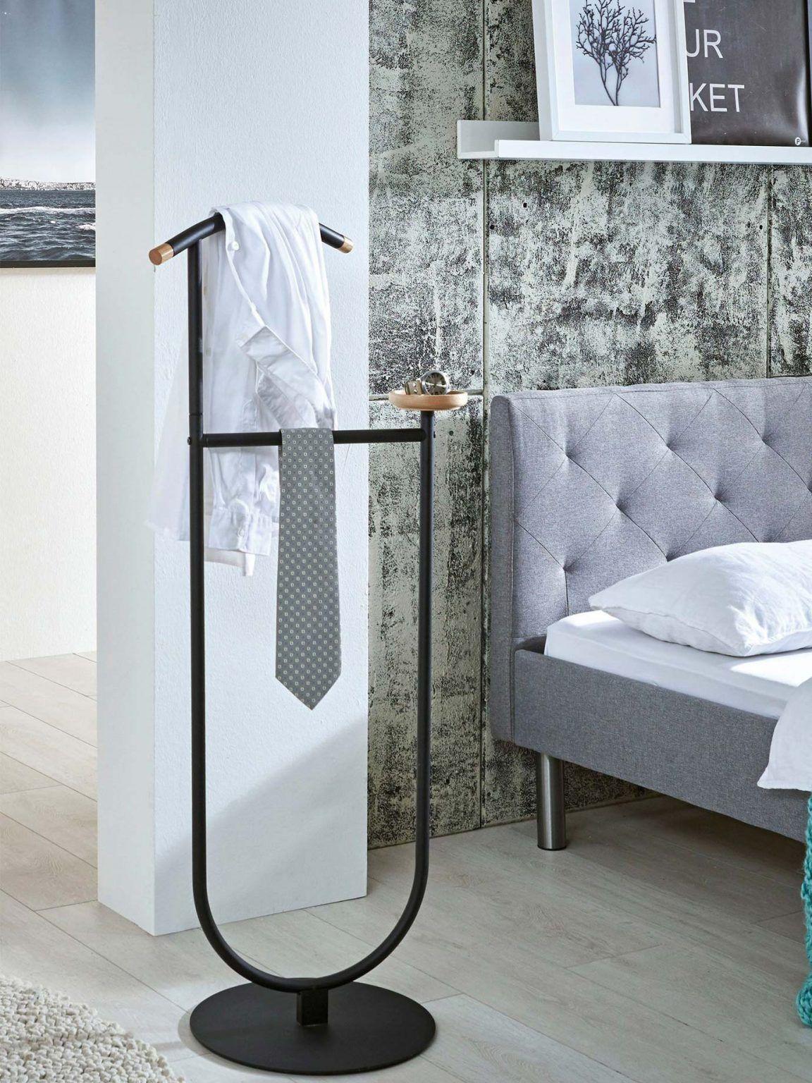 Stummer Diener Kleiderablage Schlafzimmer