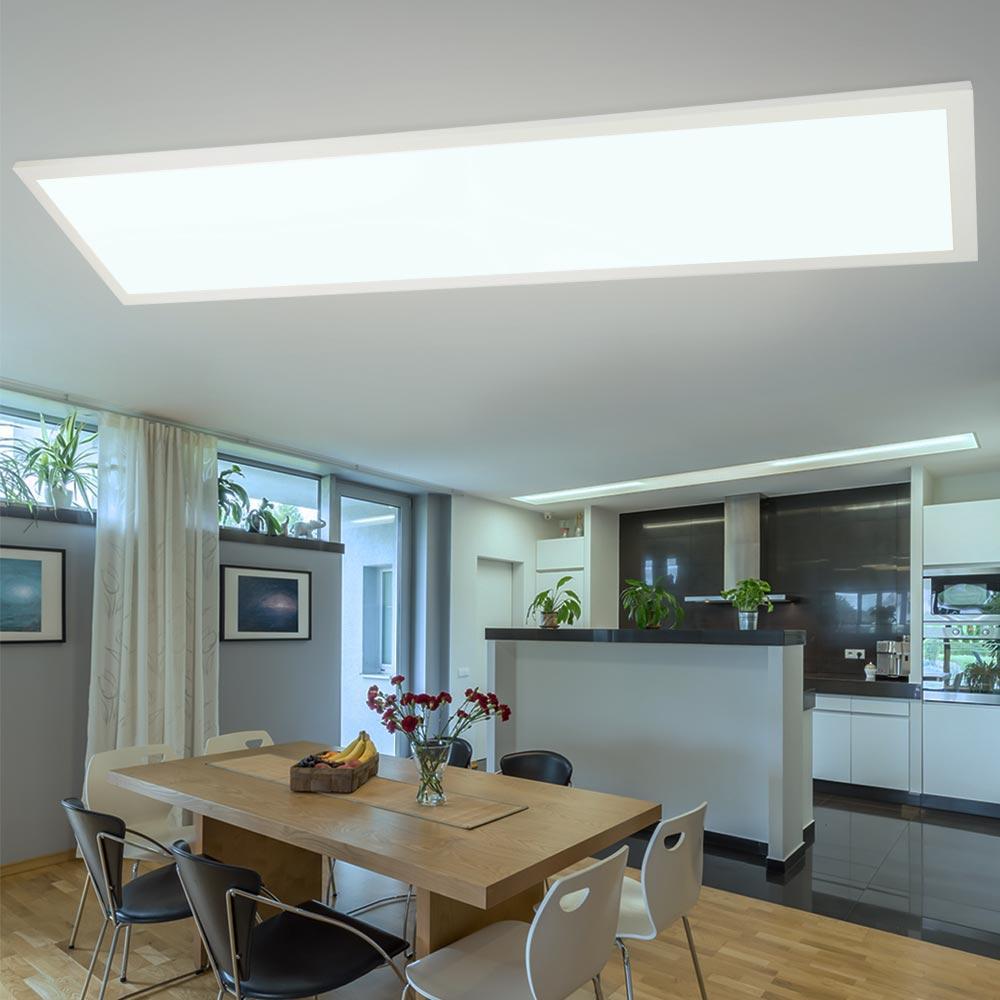 Tageslichtlampe Decke Wohnzimmer