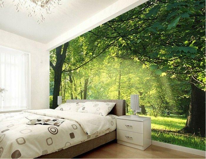 Tapeten 3d Schlafzimmer