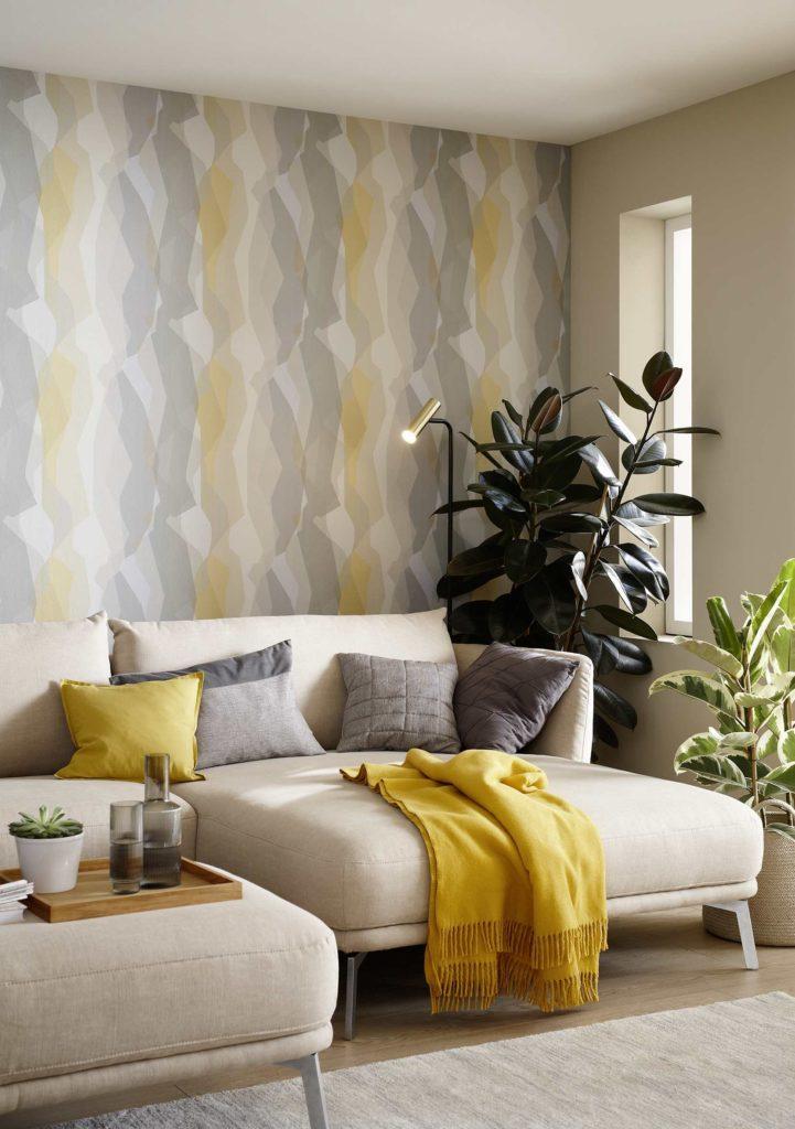 Tapeten Trends Tapeten Wohnzimmer Ideen 2020