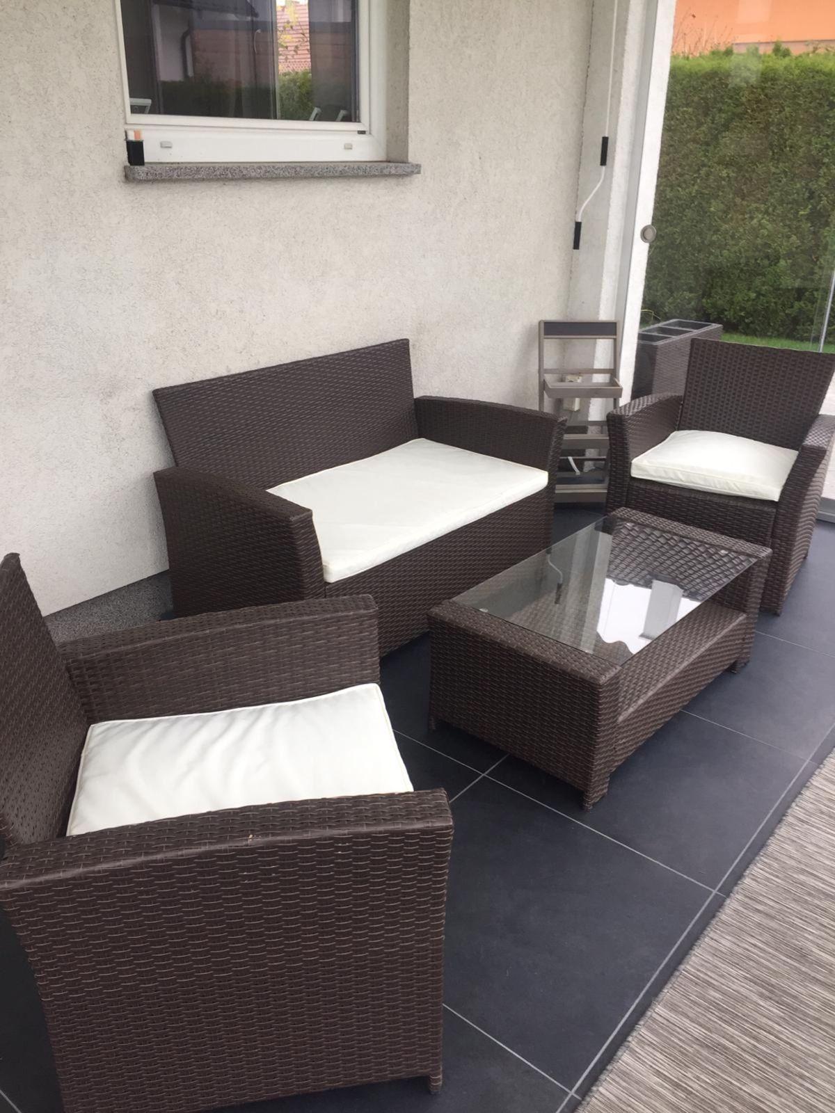 Teak Gartenmöbel Lounge