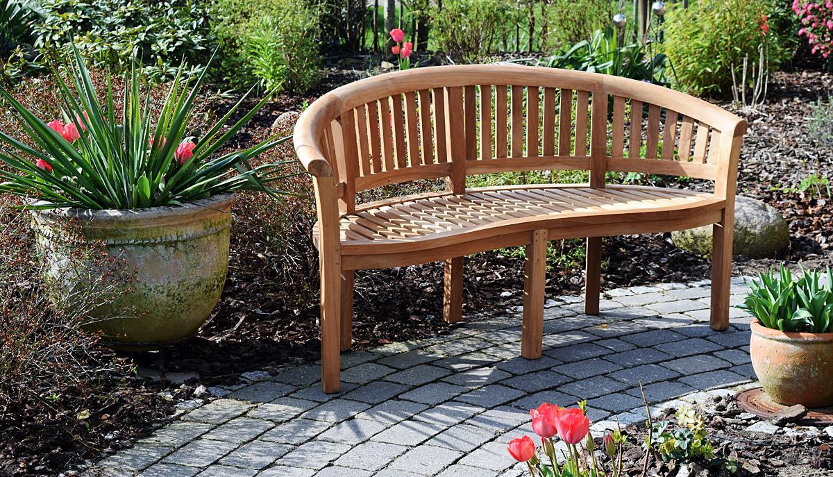 Teak Möbel Garten