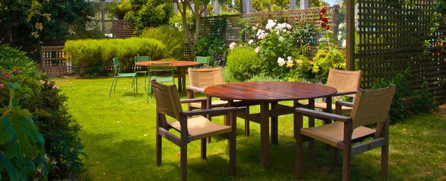 Teakholz Gartenmöbel Gebraucht