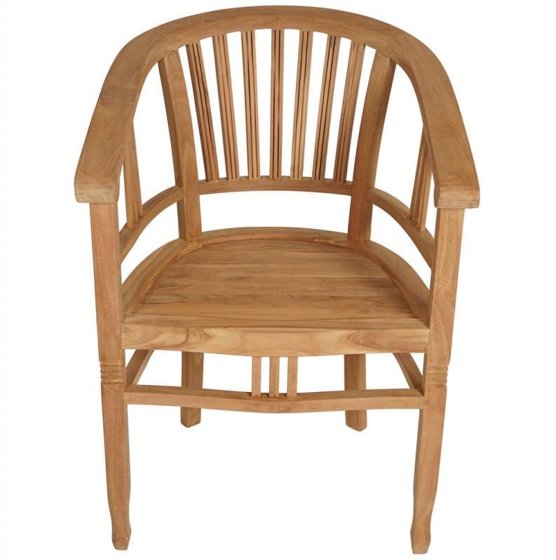 Teakholz Stühle Garten