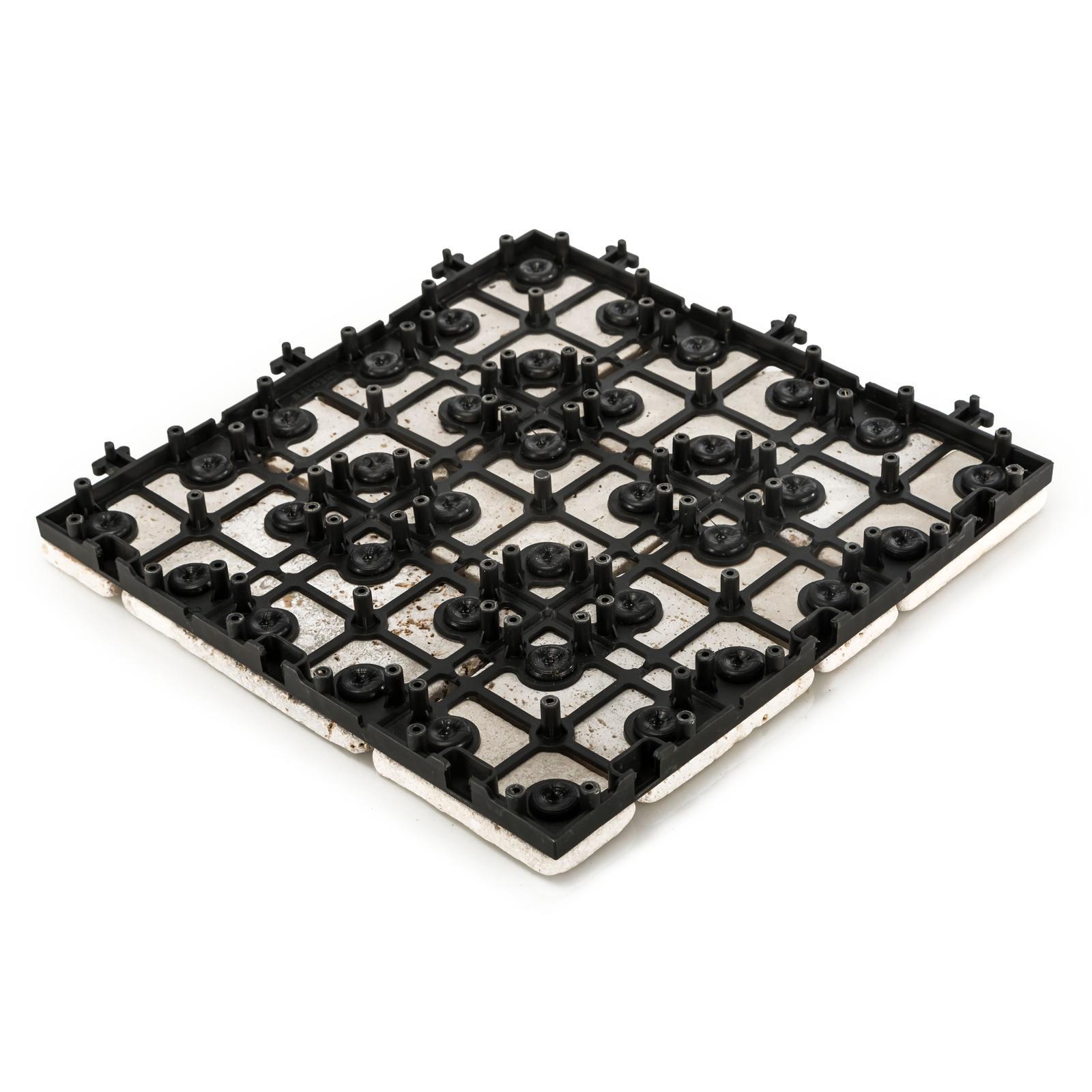 Terrassenplatten Kunststoff Steinoptik