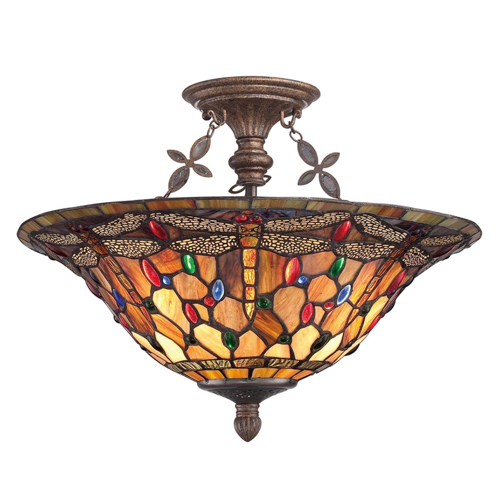 Tiffany Lampe Deckenlampe