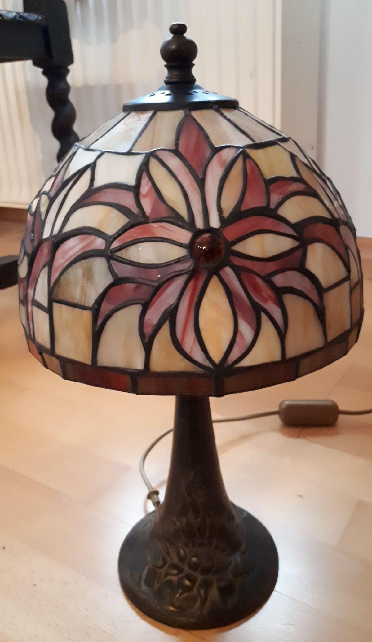 Tiffany Lampe Stehlampe