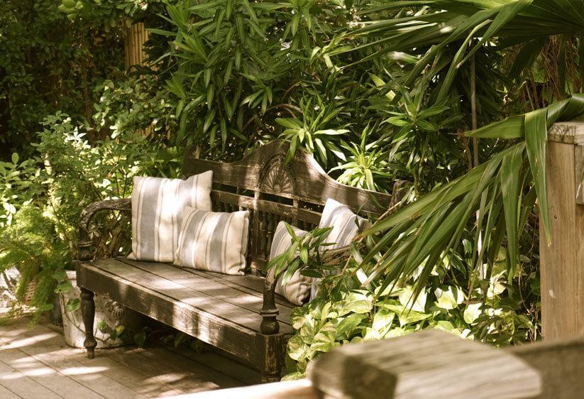 Tisch Garten Klein