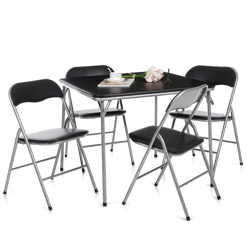 Tisch Stühle Metall