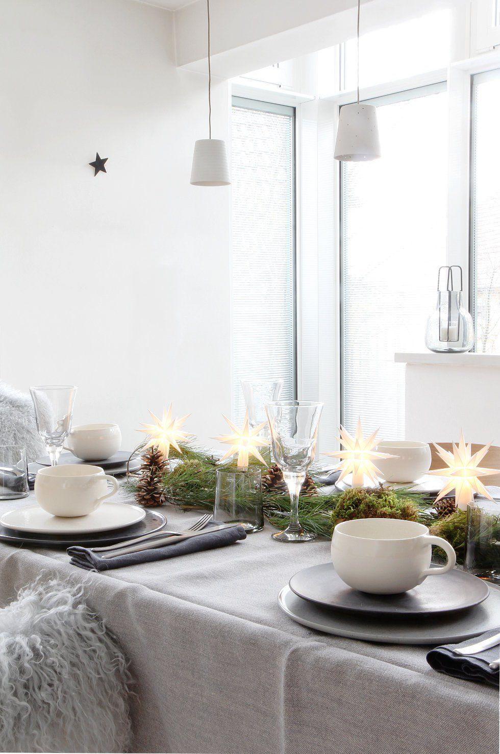 Tischdeko Wohnzimmertisch Modern