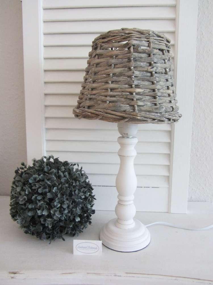 Tischlampe Französischer Landhausstil