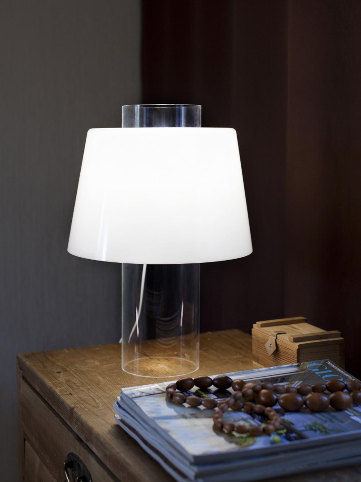Tischlampe Holz Skandinavisch