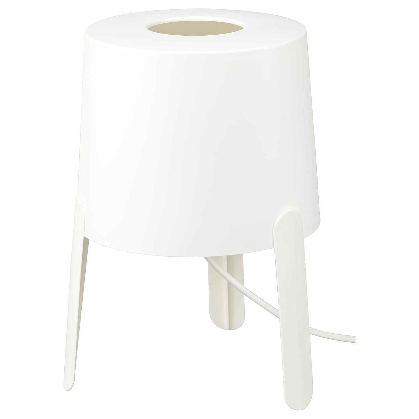 Tischlampe Ikea Weiß