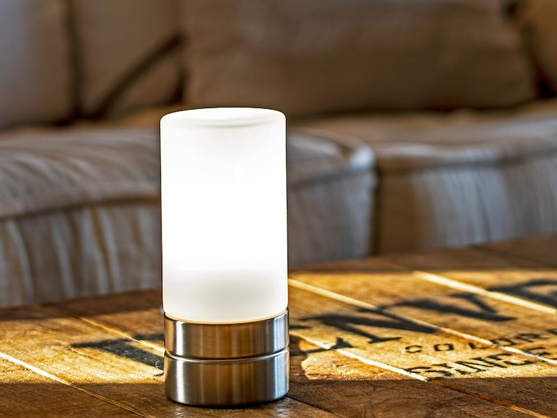 Tischlampe Touch Dimmbar