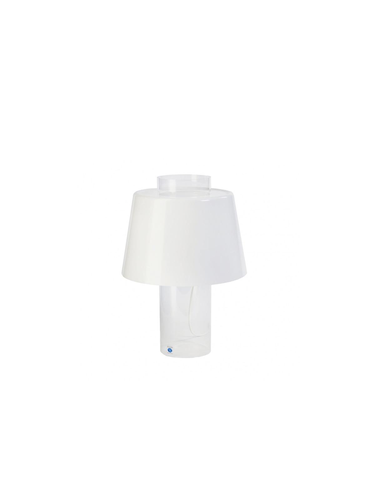 Tischlampe Weiß Modern