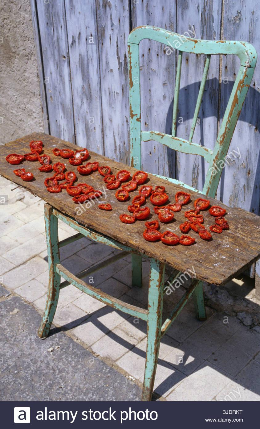Tomaten Im Stuhl