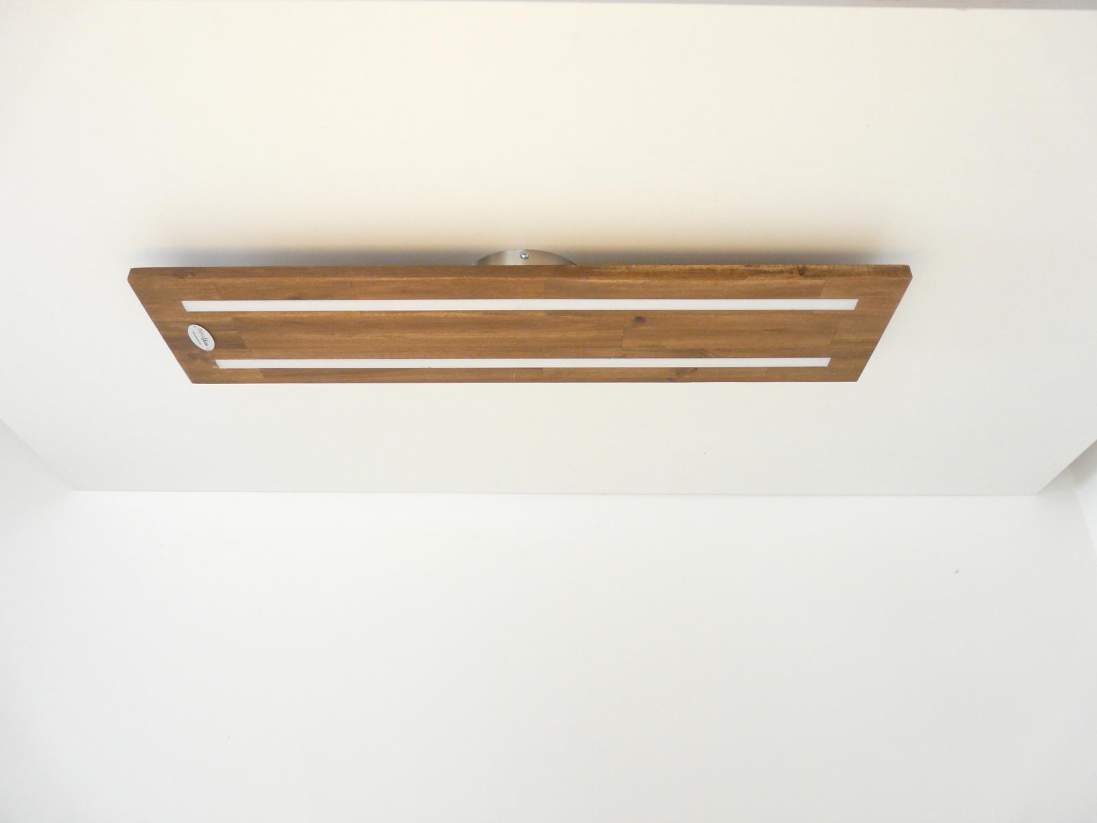 Treibholz Deckenleuchte Holz Rustikal