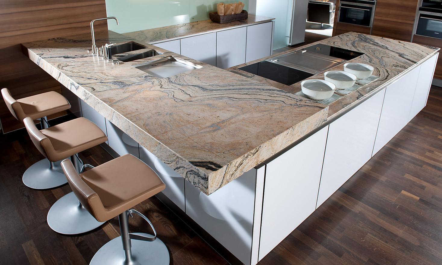 Tresen Küche Höhe