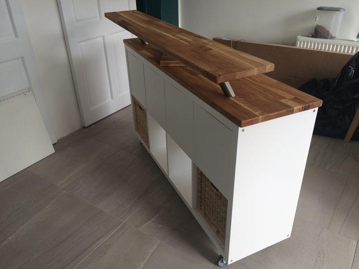 Tresen Küche Ikea