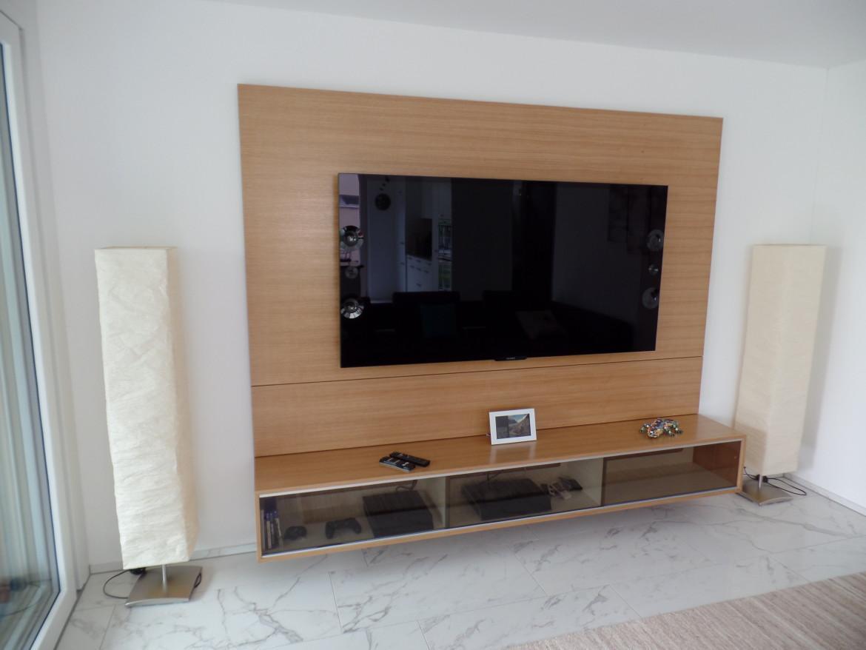 Tv Möbel Rückwand