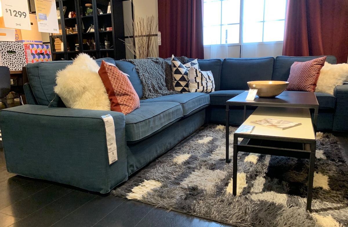 U Couch Ikea