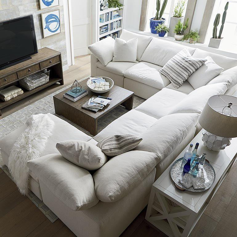 U Couch Sectional