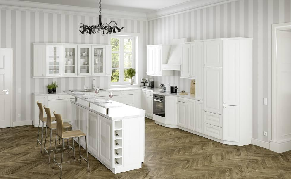 U Form Küchen Ideen