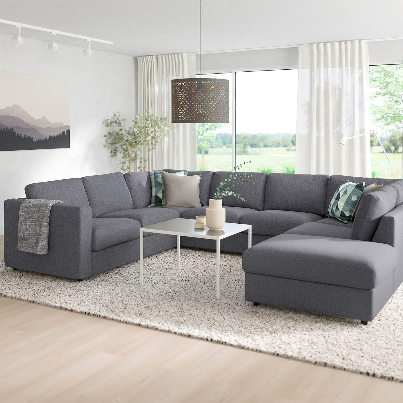 U Form Sofa