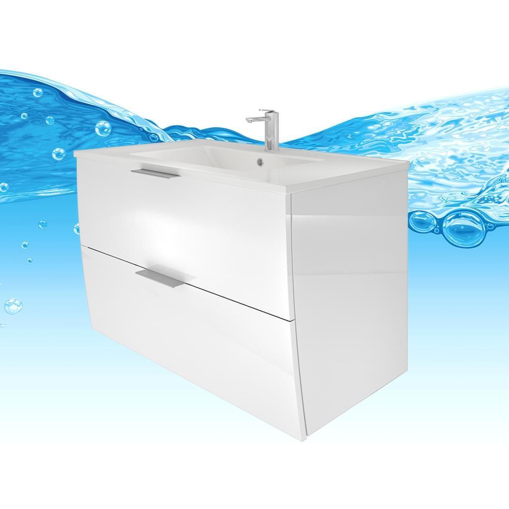 Unterschrank Für 2 Waschbecken