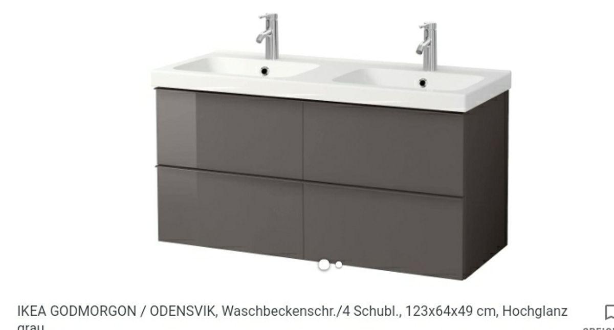 Unterschrank Für Doppelwaschbecken Ohne Waschbecken