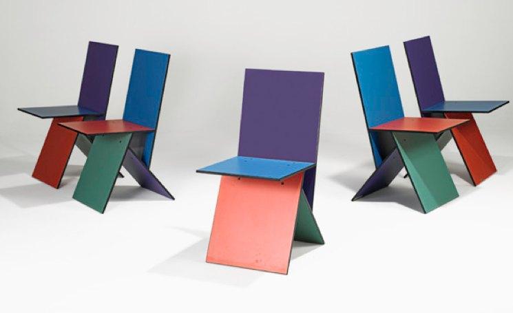 Verner Panton Stühle