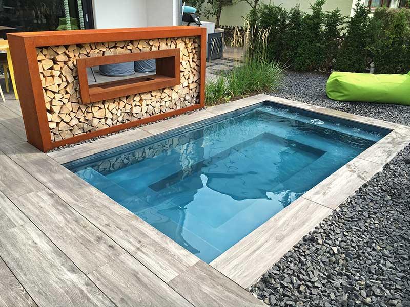 Viereckig Pool Für Garten Zum Aufstellen
